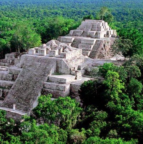 Piramide Danta
