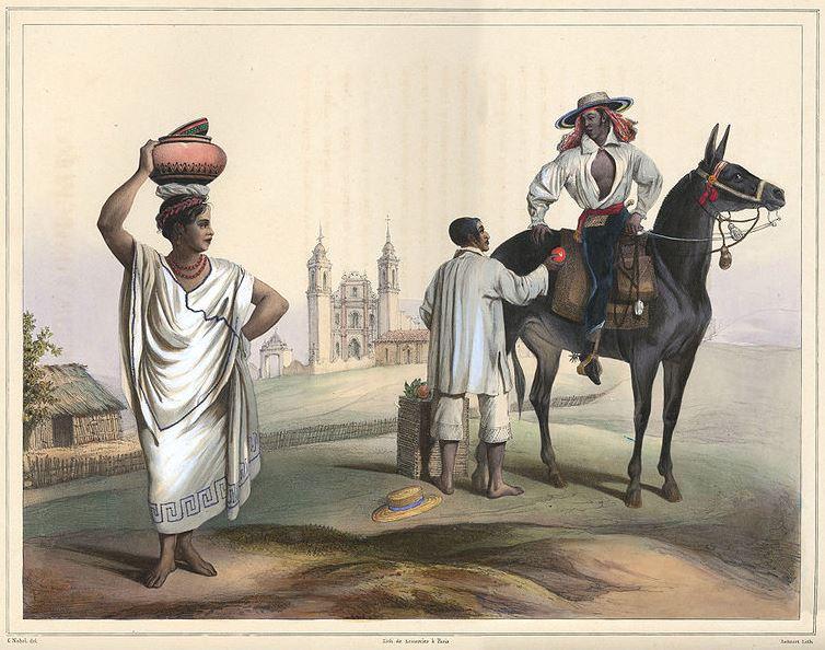 Tradiciones de los totonacas