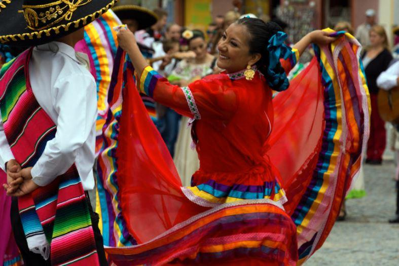 Vestimenta Mexicana