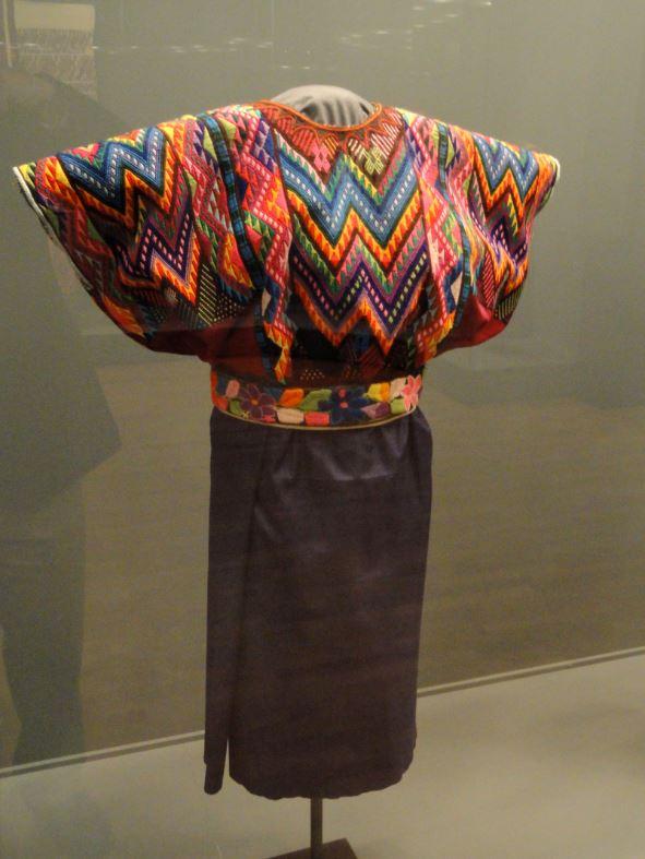 Vestimenta Maya Mujer