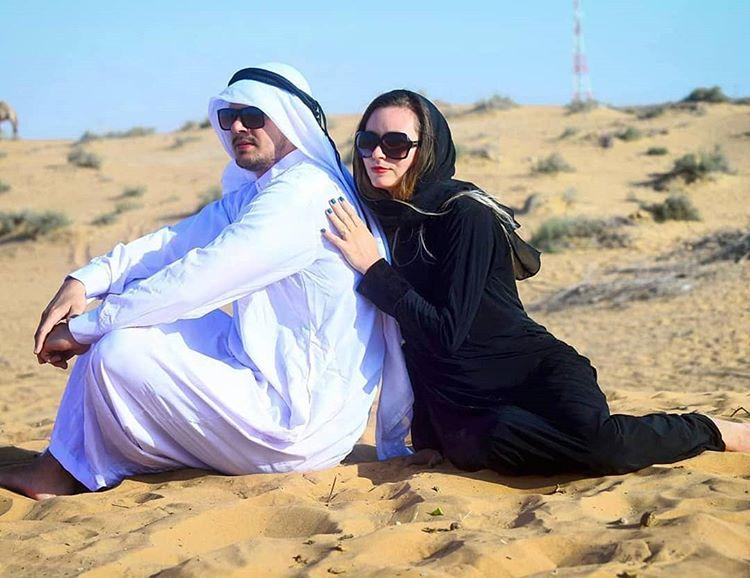 Vestimenta Arabe