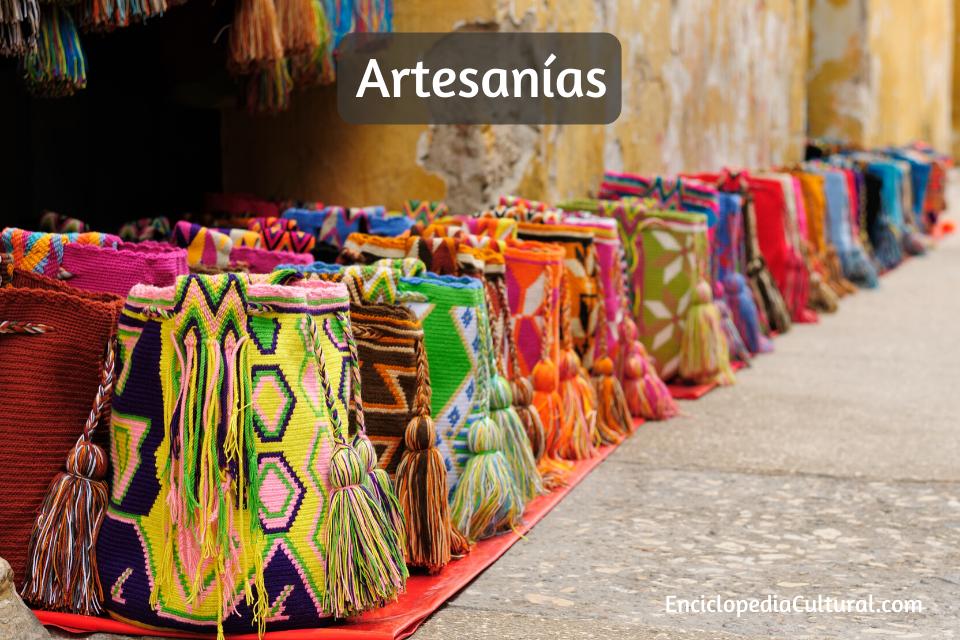Artesanias colombianas
